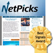 Netpicks Signal and Strategy Service Review